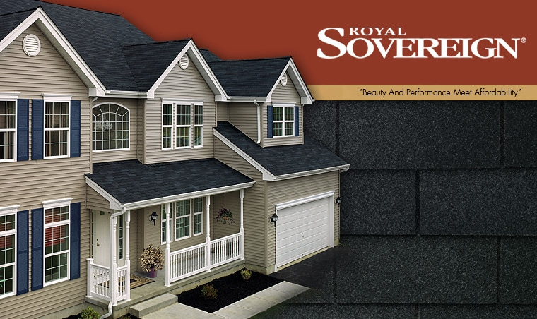 GAF Royal Sovereign Shingles