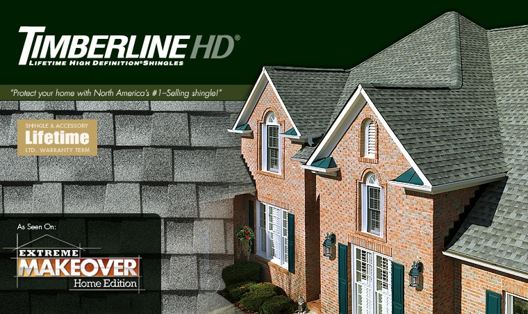 Timberline HD Color Shings