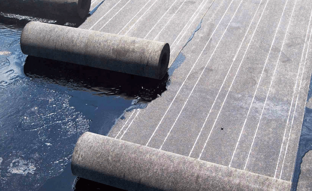 What is Asphalt Roll Roofing?