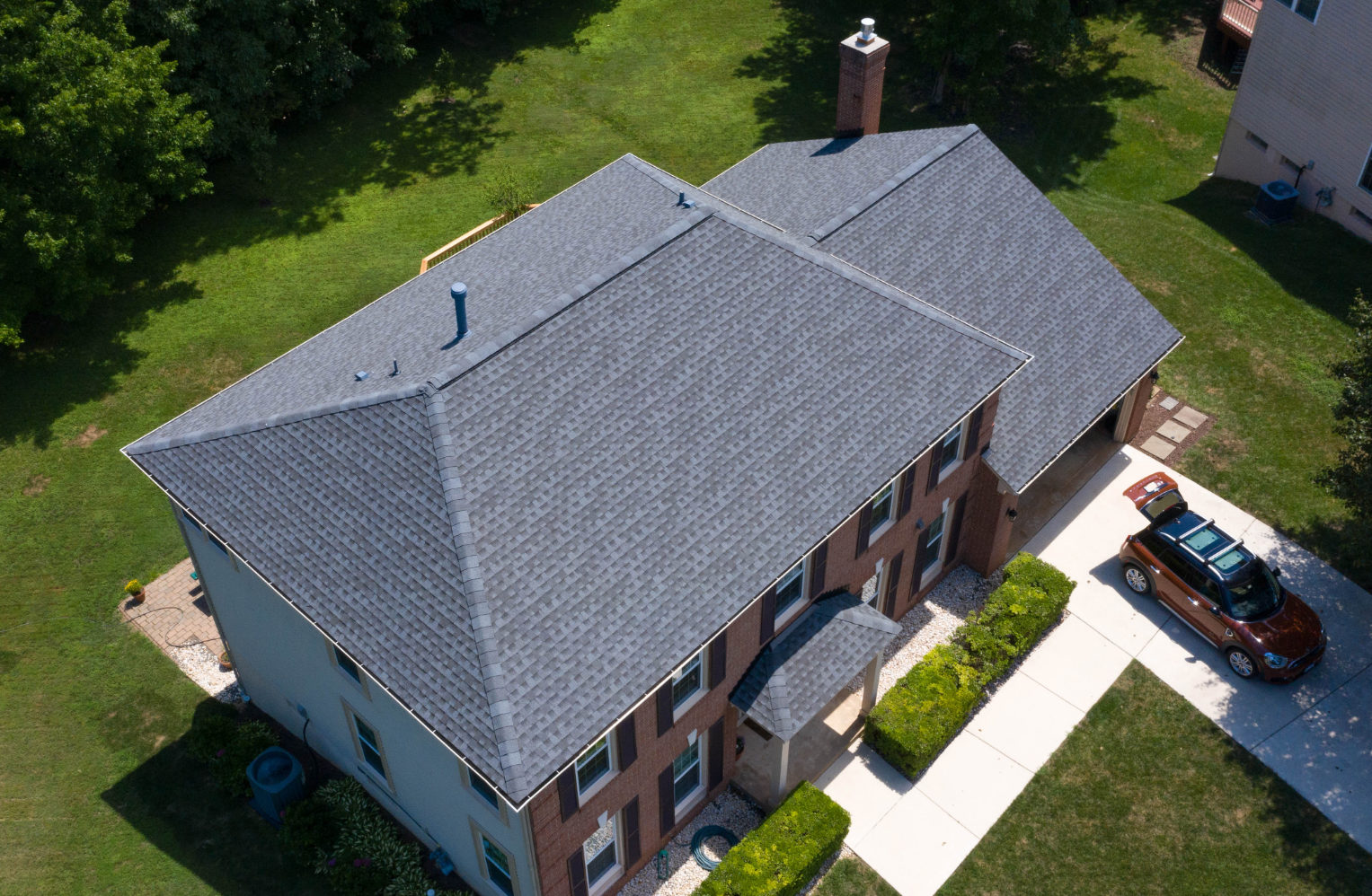 SmartRoof - Residential, Commercial Alexandria Roofing Contractors