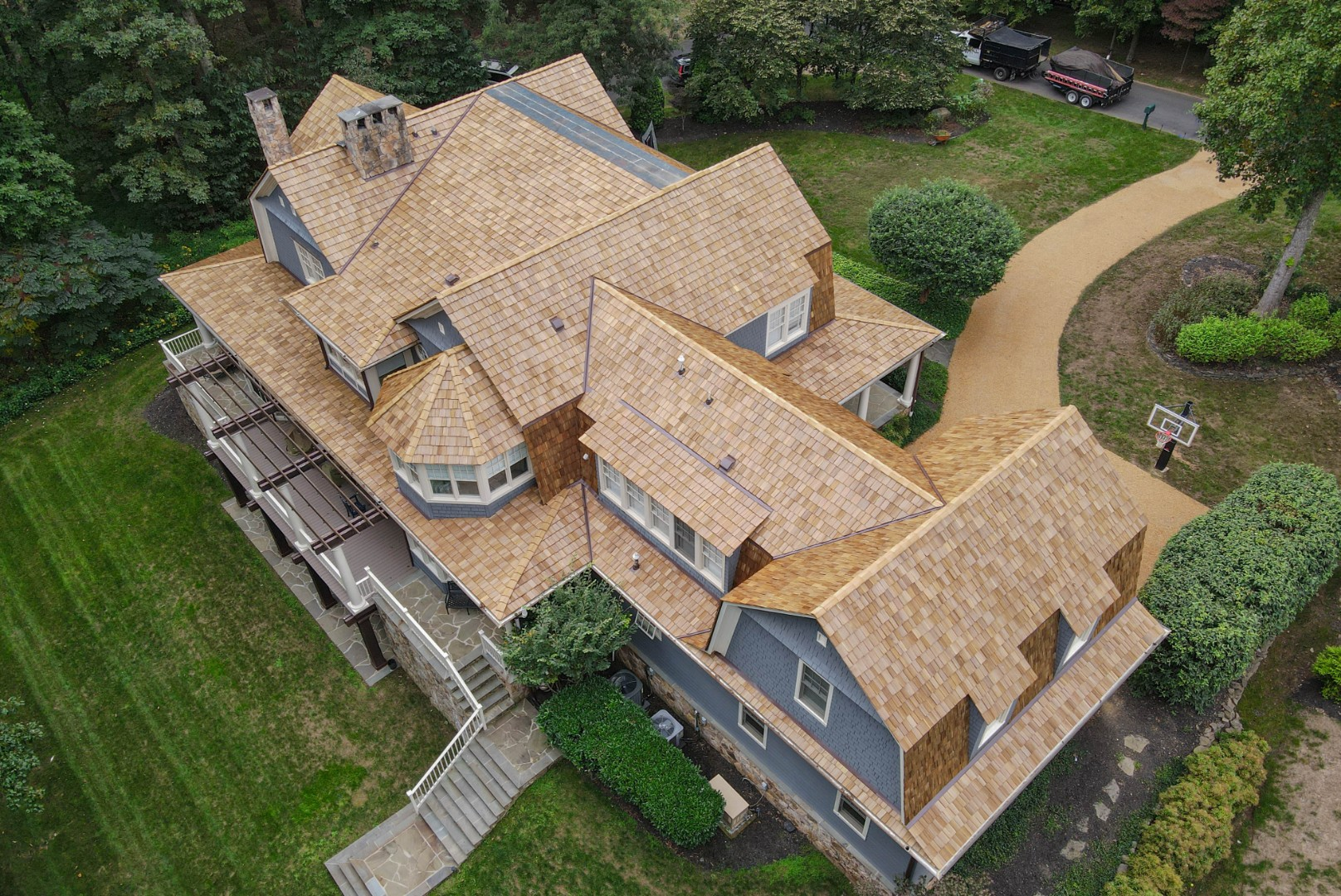 SmartRoof - Residential, Commercial Cabin John Roofing Contractors