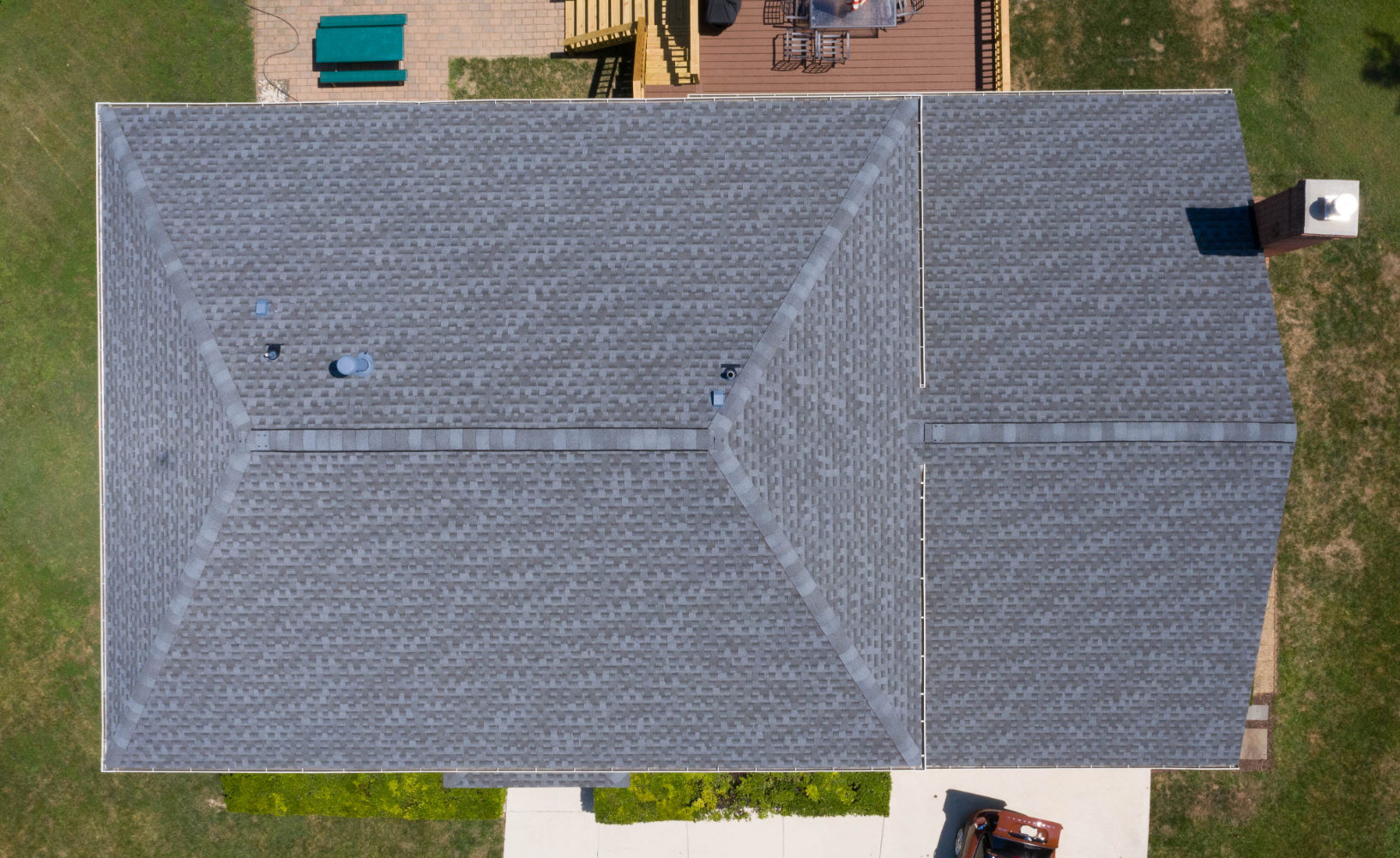 SmartRoof - Residential, Commercial Fairfax Roofing Contractors