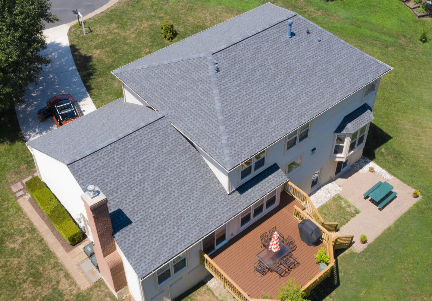 SmartRoof - Residential, Commercial Reston Roofing Contractors