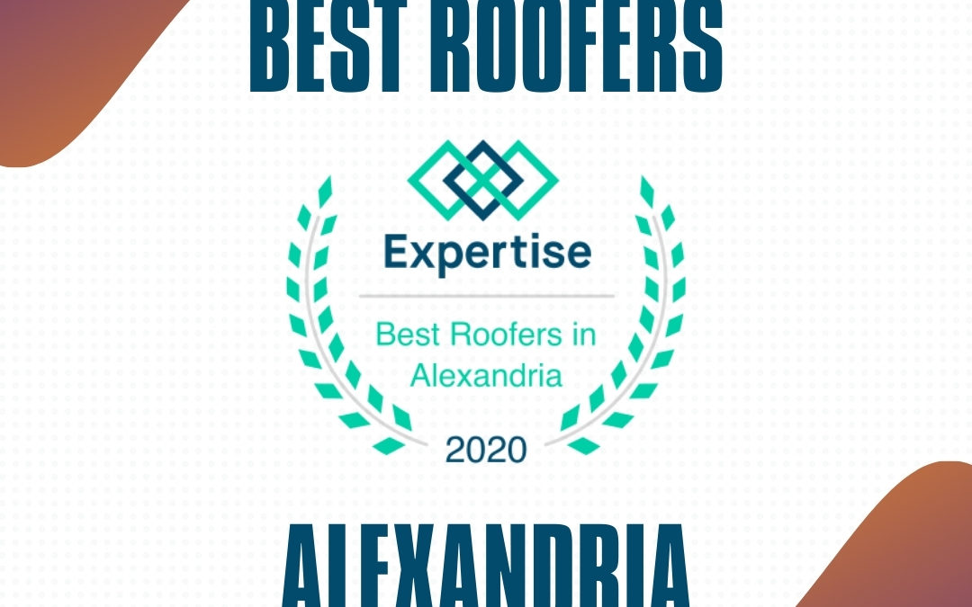 SmartRoof Named Best Roofers In Alexandria